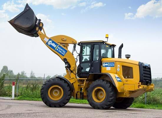 Cat 926M - Collé Rental & Sales