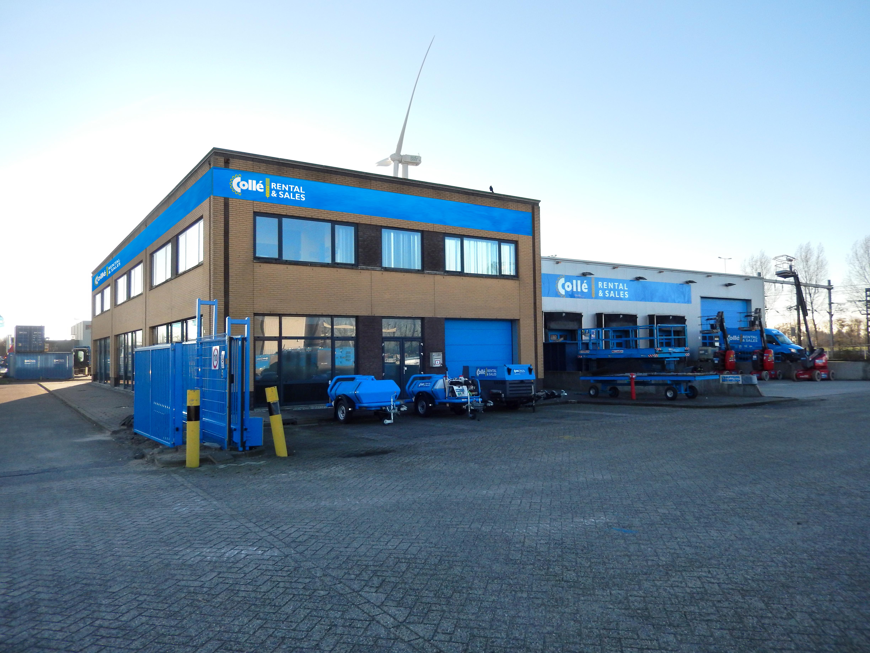 Garage Huren Middelburg : Hoogwerker huren middelburg collé rental sales