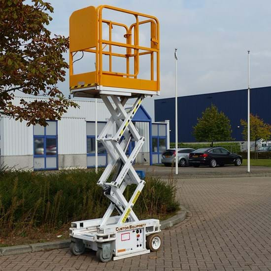 Hy-brid Lifts HB830 CE