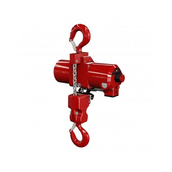Chain hoists pneumatic