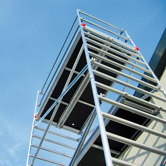 Narrow Mobile Scaffolding 620