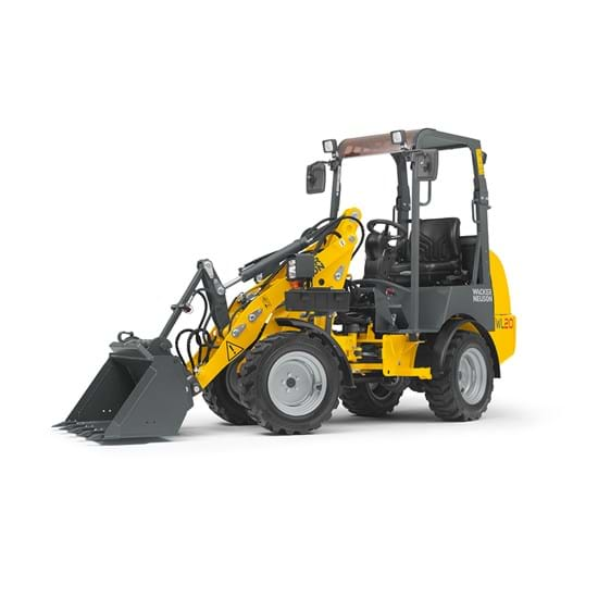 wacker neuson wl 20 coll rental sales