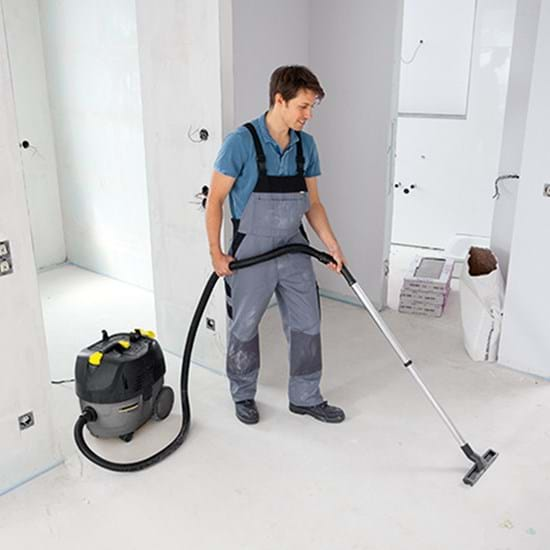 Wet / dry vacuum cleaner 35l