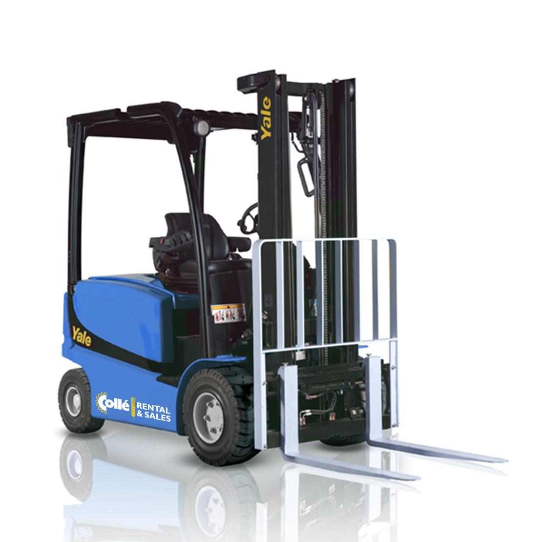 Forklift 1,5 ton Electric - Collé Rental & Sales