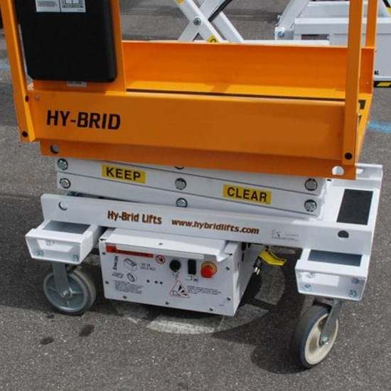 Hy-brid lifts HB-P4.5