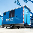 Mobile welfare unit
